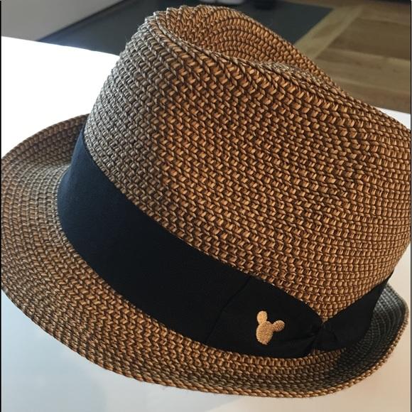 ed208c5f11689 Disney Accessories - Disney Parks Authentic Fedora Hat